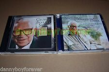 George Beverly Shea 2 CD Lot Echoes of My Soul & I'd Rather Have Jesus Christian