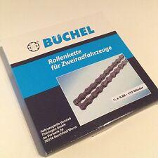 KETTE Büchel 112 Glieder 1/2x4,88 passend für Simson SR1 SR2 SR2E Oldtimer
