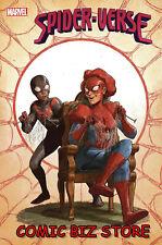SPIDER-VERSE #2 (2019) 1ST PRINTING DAVE RAPOZA COVER ART MARVEL COMICS