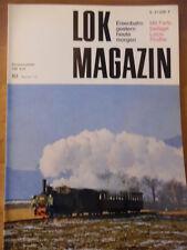 LOK Magazin 83 - März/Apr 1977 * Dampfzug Steyrtalbahn Alaska Railroad Reihe 151