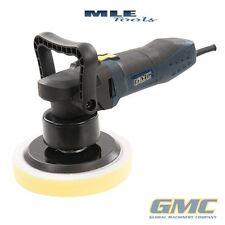 Gmc 600w Lijadora de doble acción Pulidora Automotriz 150mm gancho bucle almohadilla 673823 GPDA