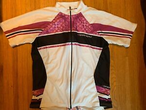 Louis Garneau Womens Bike Jersey Size XL