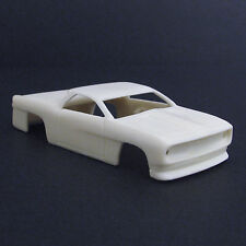 Jimmy Flintstone HO Camino Resin Slot Car Body - Fits 4 Gear  #37