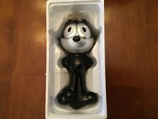 """Felix The Cat 6"""" Glass Ornament By Midwest Of Cannon Falls Nib"""