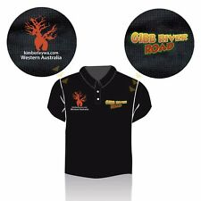 Gibb River Road Polo Shirt version 1  - size Small