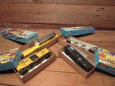 Vintage LOT ATHEARN Built Model Railroad Train Cars Ho Gauge (19)