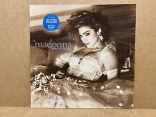 Vinyle maxi 45 tours  Madonna - like a virgin - 1984 - uk, Sire records Company