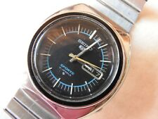 GENTS VINTAGE [JAN 1979] SEIKO 5 SPORTS AUTOMATIC 21J WATCH GOOD CONDITION
