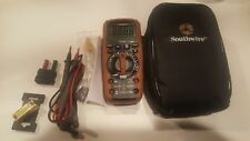 Southwire 14070T True RMS Multimeter W/Leads, Case, Etc. New Out Of Package