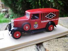ELIGOR CITROËN 500 kg 1934 camionnette L.S.A. LECLANCHE neuf en boite plastique