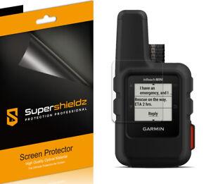 6X Supershieldz Clear Screen Protector for Garmin inReach Mini