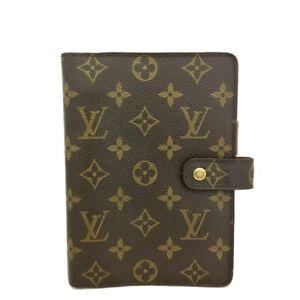 Louis Vuitton Monogram Agenda MM Notebook Cover /C0237