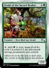 4x Druid of the Sacred Beaker NM Green Uncommon  MTG -Unstable