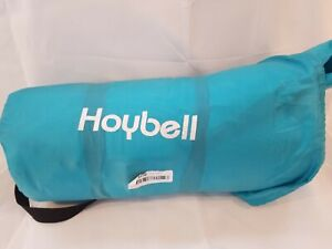 Hoybell Playpen Mat  - Great mat - may not inflate-.color light blue like photos