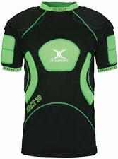 Clearance Line New Gilbert Rugby Xact 10 V2 Body Armour Large