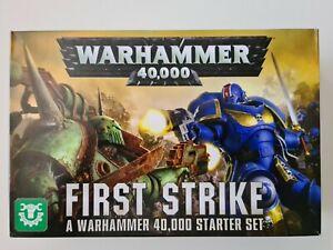 Warhammer 40,000 First Strike 40K Starter Set