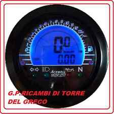 TACHIMETRO ELETTRONICO UNIVERSALE CAFE'RACER ACEWELL MD052-253