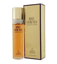 White Diamonds Elizabeth Taylor Women 3.3 3.4 oz 100 ml Edt Spray Box Sealed