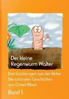 Der kleine Regenwurm Walter, Like New Used, Free shipping in the US