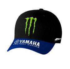 Yamaha Factory Racing/Monster Energy Hat - One Size - Genuine Yamaha - Brand New