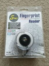 5 in 1 Fingerprint Live-Scan Capturing Reader