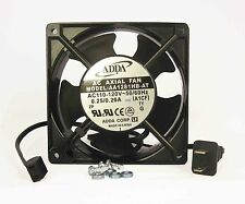 120mm 38mm New Case Fan 110 115 120 VAC 97CFM 50/60Hz Ball Bearing 12038 983*