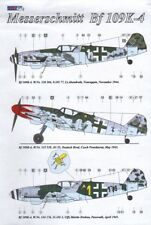 AML Decals 48009 1:48 Messerschmitt Bf-109K-4