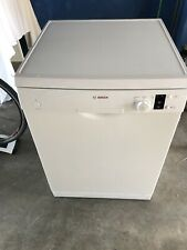 Bosch Dishwasher Freestanding SMS50E32AU White 2018
