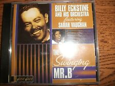 Billy Eckstine and his Orchestra/Sarah Vaughan-The Swinging Mr B-2005 Just Jazz!
