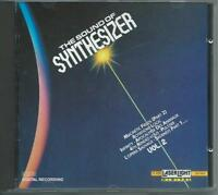 CD  The Sound of SYNTHESIZER Vol. 2