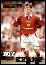 Merlin Premier Gold 1996-1997 - Manchester United Roy Keane #91
