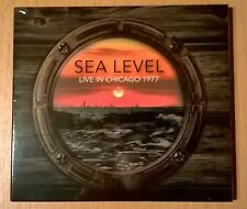 SEA LEVEL Live in Chicago (CD neuf sealed) CHUCK LEAVELL ALLMAN BROTHERS BAND