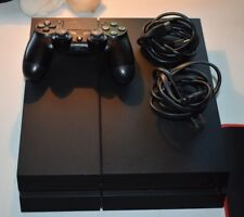 Sony Playstation 4 PS4 (CUH-1215A) - 500 GB Working Stuck Eject Button As-Is