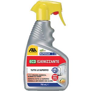 Rapidsan Eco Igienizzante 3 In 1: Pulisce Igienizza A Fondo Ed Elimina Gli Odori