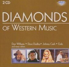 1364 // DOUBLE CD DIAMONDS OF WESTERN MUSIC NEUF SOUS BLISTER