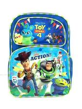 "Disney Toy Story 4 Backpack School Book Bag Backpack 16"" for Kids"