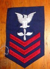 U.S.C.G RATE, BLUE, AVIATION MAINTENANCE TECHNICIAN, 1ST CLASS, E-6