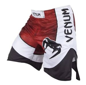 Fight Shorts MMA Jiujitsu Mens Venum Amazonia 3.0 Red elite UFC