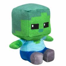 "Minecraft - Crafter Zombie 4.5"" Plush"