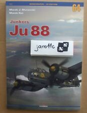Junkers Ju 88 vol.III - Kagero Monograph (3D visualizations) ENGLISH! N*E*W!
