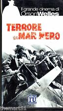 Terrore sul Mar Nero (1943)  VHS  ElleU - Orson Welles