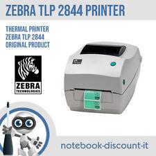 Zebra TLP 2844 Stampante Termica Diretta / Trasferimento Inchiostro Etichette