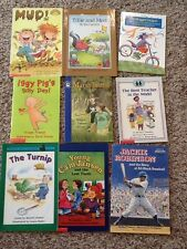 New Lot of 9 Childrens Fiction Easy Reader Books Grade 1, 2 Young Readers