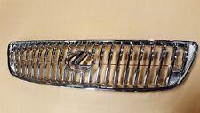 98-05 LEXUS GS300 GS400 GS430 ALL CHROME GRILLE & EMBLEM 99 00 01 02 03 040 05