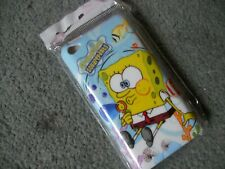 Brand New Sponge Bob Ipod Touch 4g 4th Generation Hard Phone Case / Cover