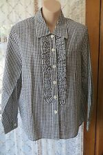VINTAGE 1980'S ~ BEAUJOLAIS ~ BLOUSE/TOP ~ Size 10 ~ NWT ~ ROCKABILLY ~ REDUCED