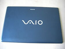 "Sony VAIO VGN-FW265 FW275 FW510 16.4"" LCD Back Cover PCG-3D3L 013-000A-8114-A"