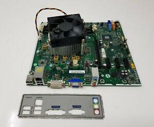 SCHEDA MADRE LGA1155+Processore Intel Pentium G2020 3 MB di cache, 2,90 GHz