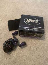 Lew's Team Lew's® Pro-Ti Baitcasting Speed Spool SLP Reels NEW