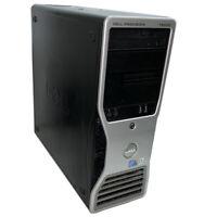 Dell Precision T5500 Desktop 2x Intel Xeon E5507 4-Core 2.27Ghz 16GB 500GB